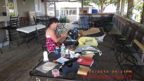 Lorraine Sewing
